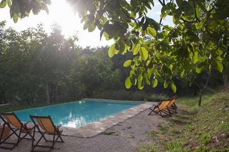 Chic rural retreat, central Istria - Pazin - Pousada