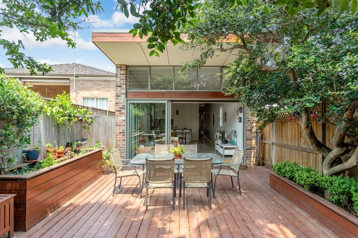 Charming Sydney Residence in Marrickville