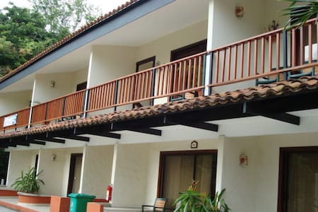 Beautiful Two-Story Condo footsteps from the Beach - Playa Hermosa