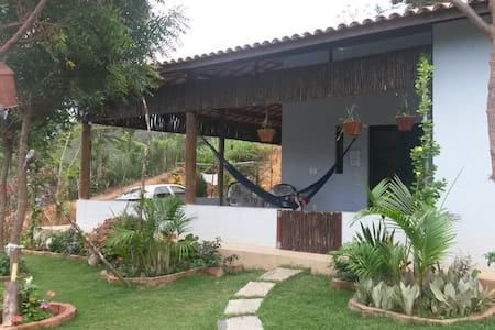 Casa no EcoSítio Tupã, Mulungu, perto Guaramiranga