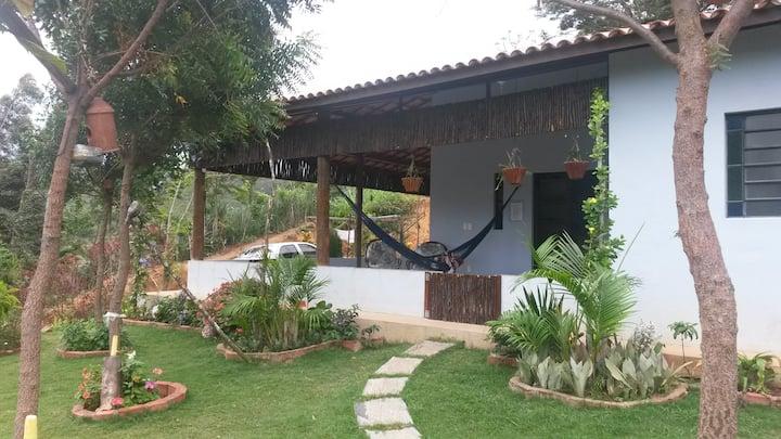 Casa Eco Sítio Tupã, Mulungu, perto Guaramiranga