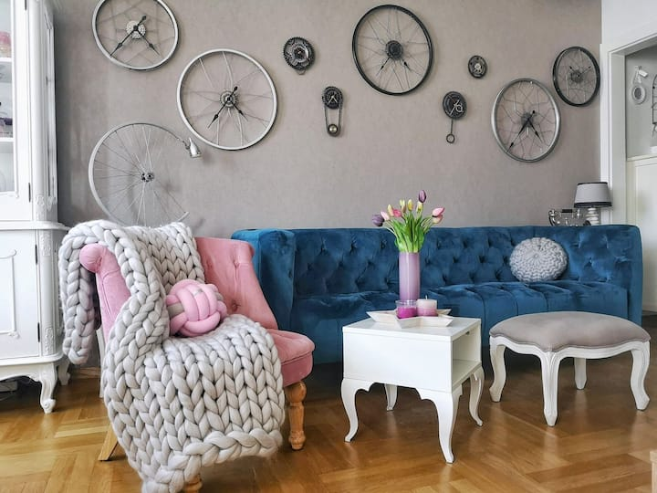 Queens Apartment Zagreb
