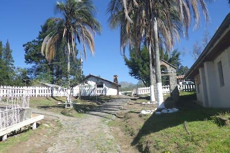 Rustic Lodge on Organic Farm - House