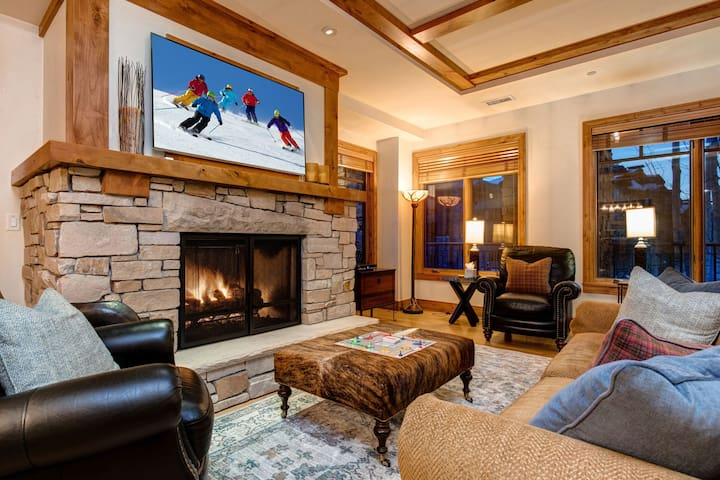 Best value! Great Ski Access! luxury unit ! Abode on Empire Pass