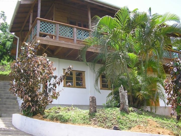 Leapfrog, Castara, Tobago