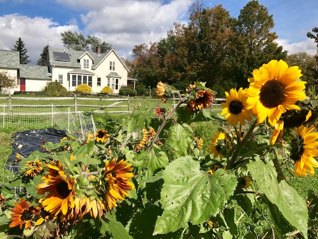 Vermont Country Living.