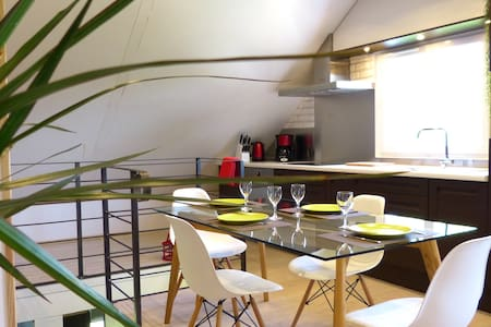 Cosy loft at Milly la Foret - Milly-la-Forêt