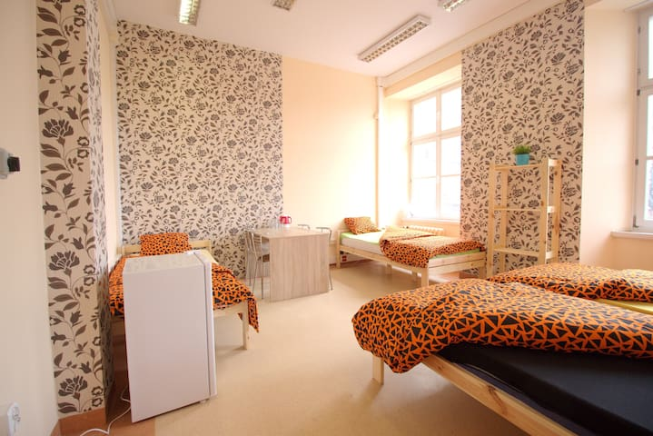 Room for 4 people 211 Wroclaw OLD TOWN