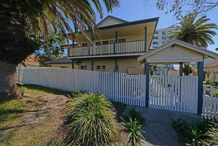 Tokalau Townhouse   1 - Opposite Forster Bridge - Tuncurry - Townhouse