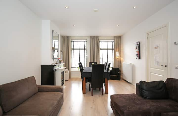 Lovely family apartment -Jordaan area