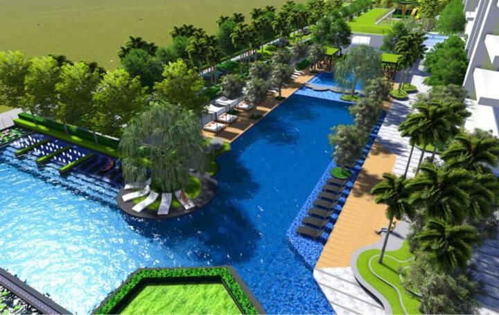 Resort in Saigon, APT at Vista Verde, Dist 2