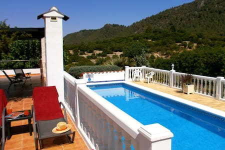"""Para Dos""  5★ rural tranquility for couples. - Alzira - Bungalov"