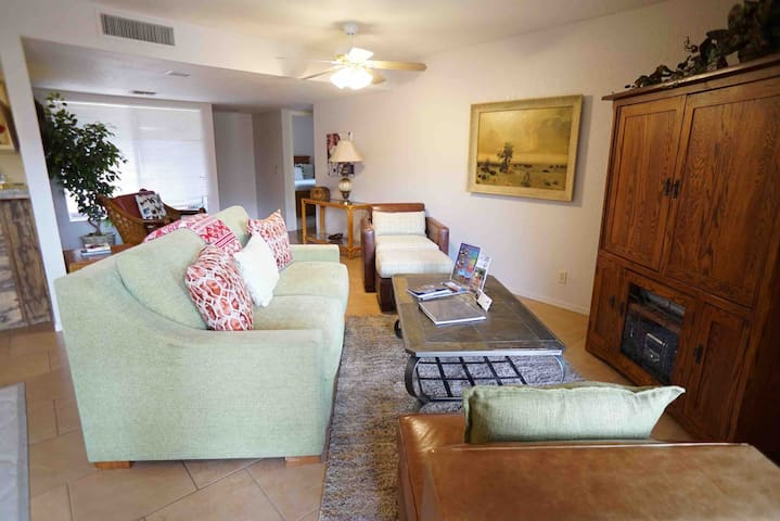 Family Friendly/Enjoy the Heart of Sedona/ Apt.#5