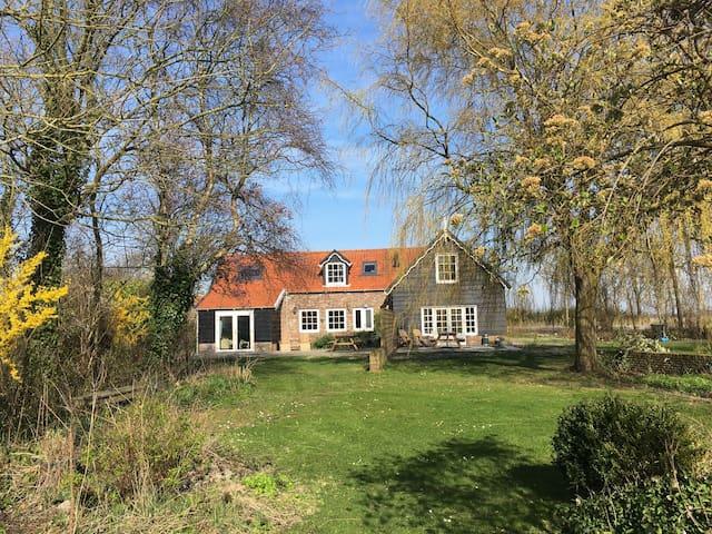 Vakantiehuis 'T Buuruus' mini - Biggekerke - Appartement
