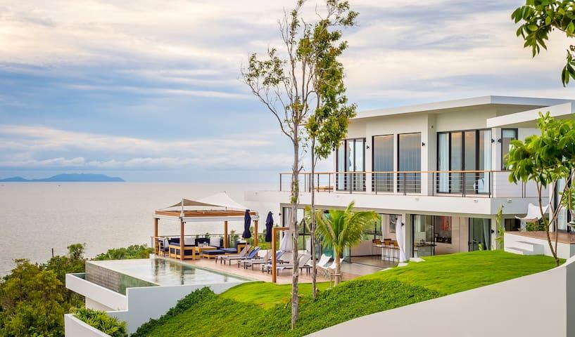 JAH Villa 4br Plat - Infinity Pool, Sunset View