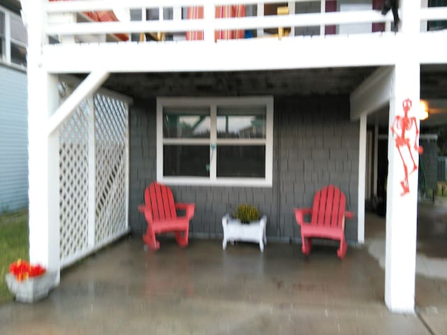 Beachin 1-2 Bedroom Apartment - Kill Devil Hills - Byt