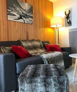 Studio 4 pers proche centre et remontées - Valloire - Lägenhet
