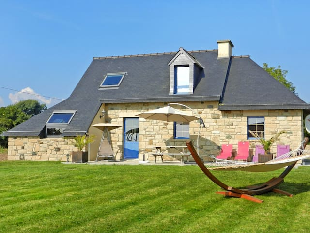 Detached house in Telgruc-sur-Mer for 6 persons