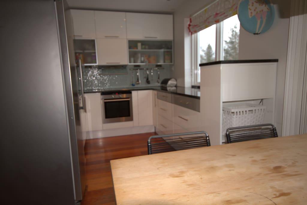 Kitchen / Kjøkken