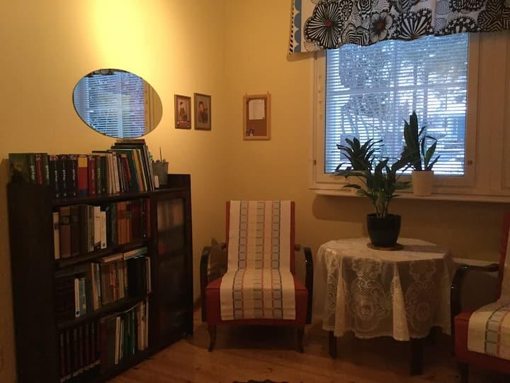 Guest rooms in Pyhäjoki center
