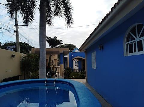 House Habitación privada.c/Alberca.