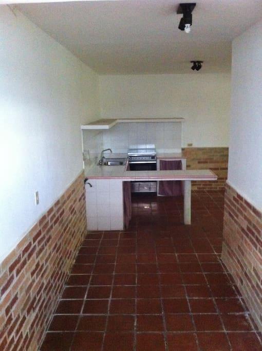 Area de cocina