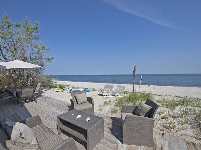 Brand new Beach house Sea-Side Vineyards North For - Wading River - Ház