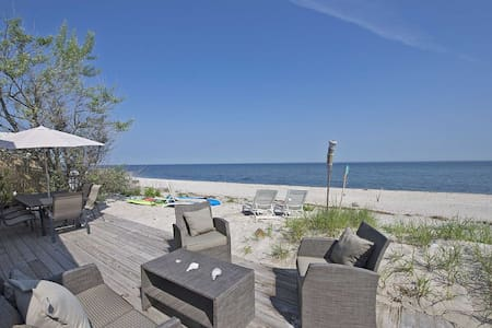 Brand new Beach house Sea-Side Vineyards North For - Wading River - Maison