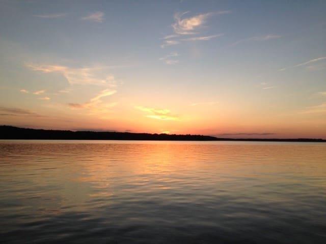 Sauble Resort on Hamlin Lake - Waterfront A-Frame