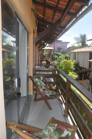 Morro Apartments - 115 - Cairu - Daire