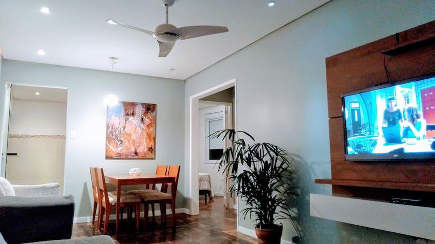 Apartamento Top en la calle Vasco y Avenida Goethe