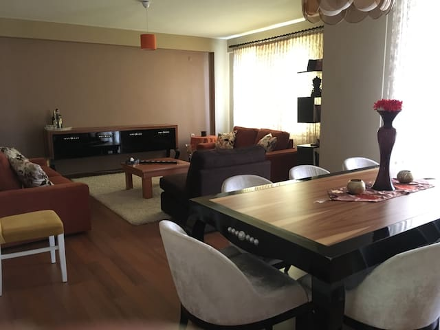 Bursa Ertuğrulkent'te Kiralık Ev