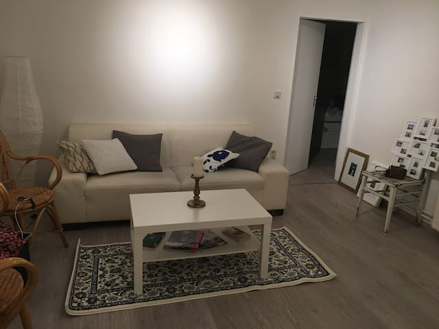 Cozy and comfortable apartment in Steglitz - Berlim - Apartamento