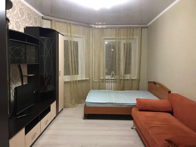 Уютная 1-комн квартира Нижневартовск рядом с ЖД