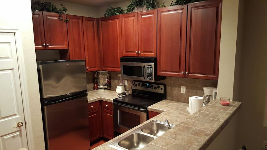 1bed/1bath apt v.close to Galleria - Houston - Byt