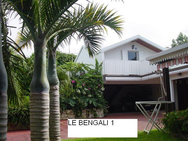 Meublé de tourisme classé 2 étoiles - Saint Joseph - Apartamento