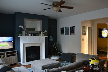 Cozy Bedroom in Fun Neighborhood! - Suwanee