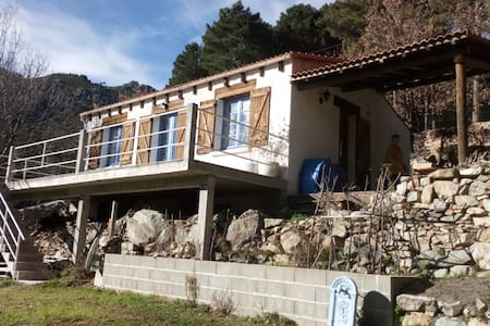 Petite maison à Ghisoni