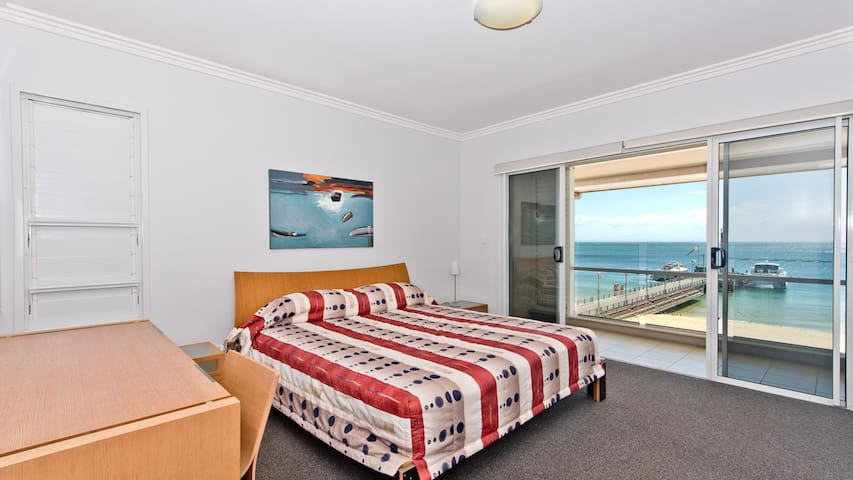 Deep Blue Apartment 8 - Moreton Island - Appartement