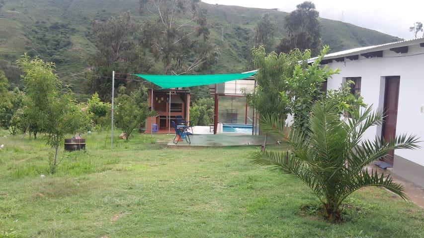 Casa de Campo Para 6 personas en Zudañez