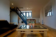 Charming Loft Apt. near Avenue Louise