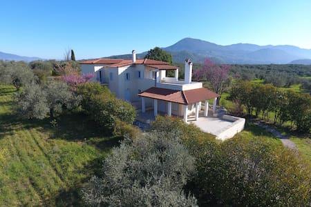 Kavos Villa (Ground floor) - Evia - 别墅