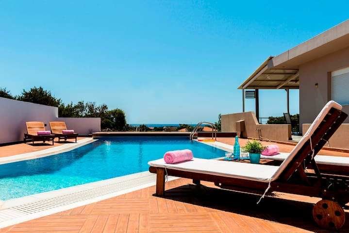 Wonderful Villa in Kattavia!  - Rodos - Huvila