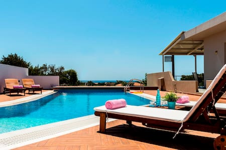 Wonderful Villa in Kattavia!  - Rhodos
