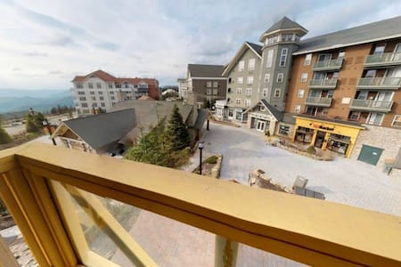 Village/mtn view. Hot tubs. Walk to slopes/dine
