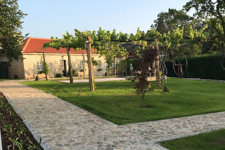 Pirata House-Campo e Golf-Aborim Barcelos