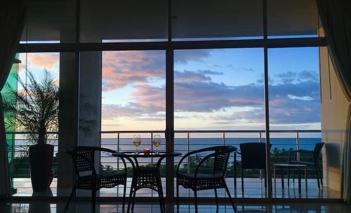 Amor Ocean View Penthouse Studio - Best Location