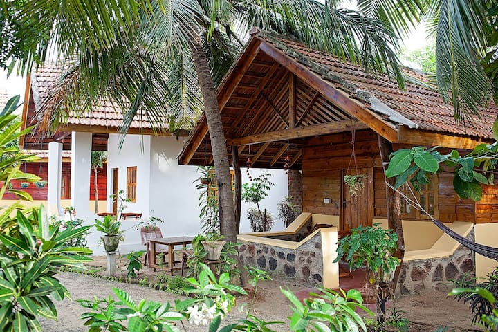Stay Golden Cabana 7 - Arugam Bay - Alpehytte