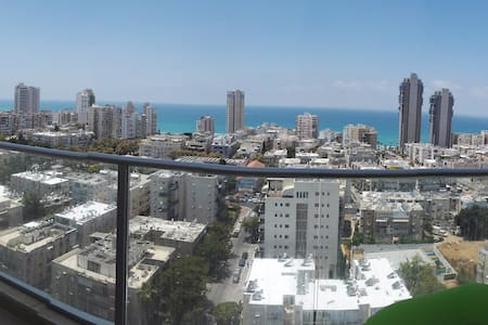 View appartment close to everything in town - Bat Yam