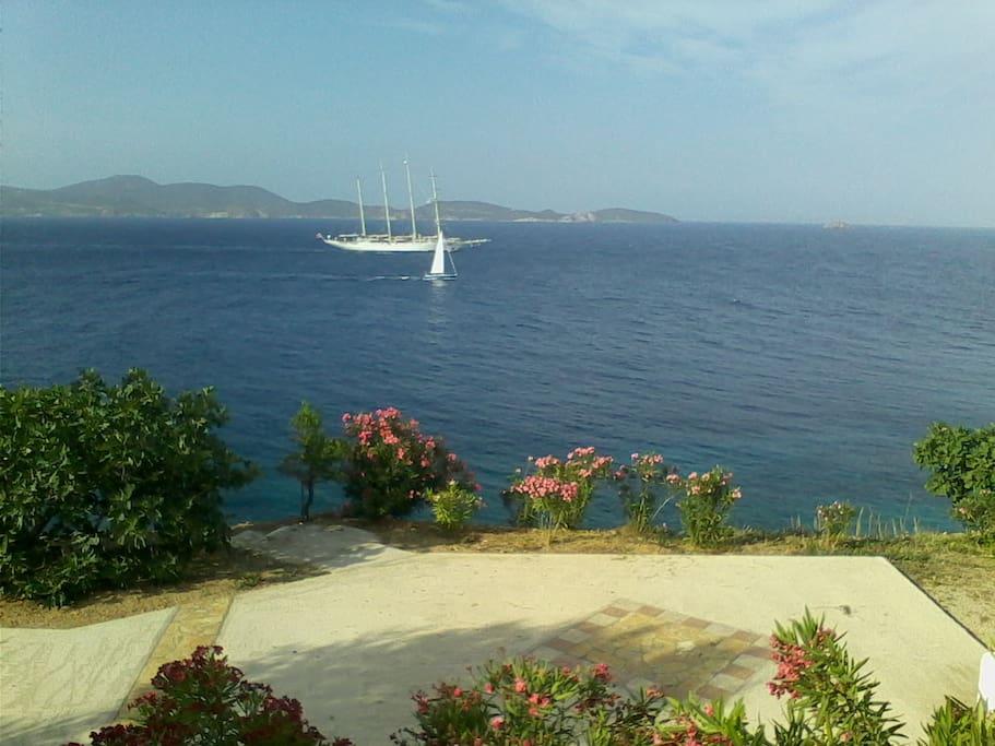 Sea view !!!